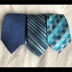 Other - Blue Tie Bundle